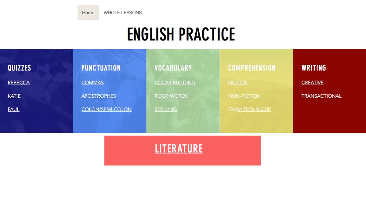 ENGLISH PRACTICE: ONE-STOPRESOURCE