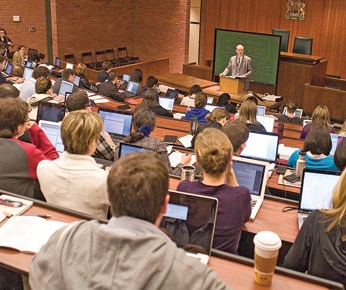 Is mixed-mode lecturing the future of HE lecturing?